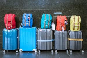 Den richtigen Reisekoffer finden